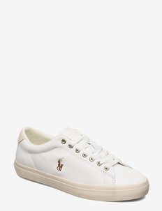 Longwood Leather Sneaker - low tops - white