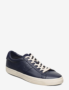 CALF LEATHER-SAYER-SK-VLC - NEWPORT NAVY