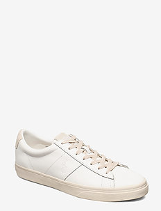 Sayer Calfskin Sneaker - low tops - white