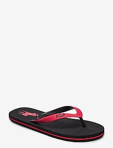 Whitlebury II Flip-Flop - BLACK/RED