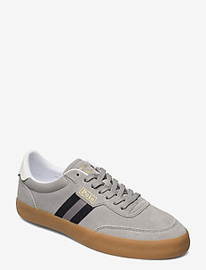 SENIOR SUEDE-CRT VLC-PWNG-SK-VLC - low tops - soft grey