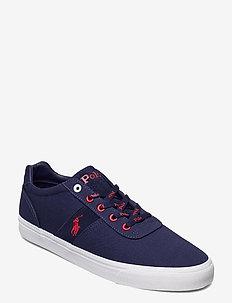 Hanford Canvas Sneaker - low tops - newport navy/rl20
