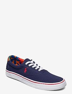 Thorton Canvas Sneaker - low tops - newport navy/rl20
