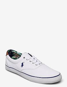 Thorton Canvas Sneaker - low tops - white/heritage ro