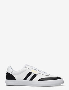 Court Leather Sneaker - low tops - white/black