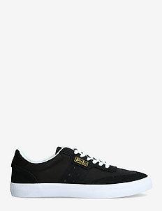 Court Low-Top Sneaker - lave sneakers - black/black