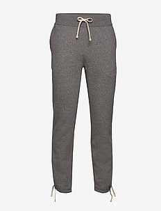 Cotton-Blend-Fleece Pant - sweat pants - alaskan heather