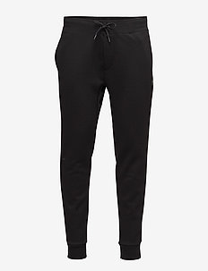 Double-Knit Jogger - sweatpants - polo black