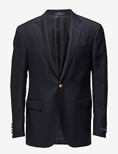 Polo Wool Twill Sport Coat - CLASSIC NAVY