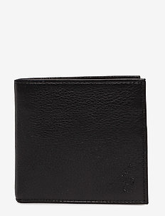 BILLFOLD W/COIN - BLACK