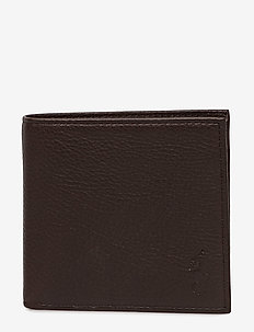 BILLFOLD W/COIN - BROWN