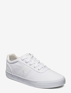 HANFORD-NE - låga sneakers - pure white