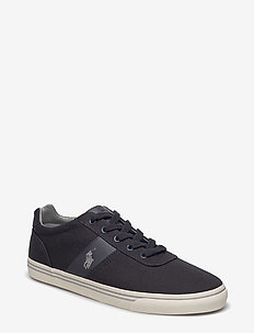 Hanford Canvas Sneaker - low tops - dk carb grey