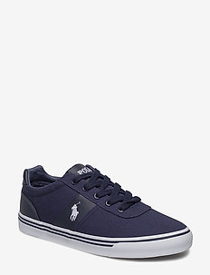 Hanford Canvas Sneaker - NEWPORT NAVY