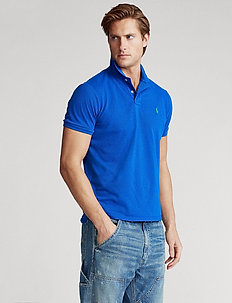 The Earth Polo - short-sleeved polos - pacific royal