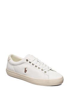 Longwood Leather Sneaker - WHITE
