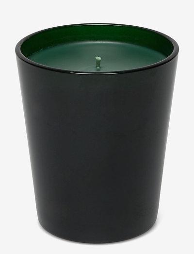 BEDFORD-SINGLE WICK - doftljus - green plaid