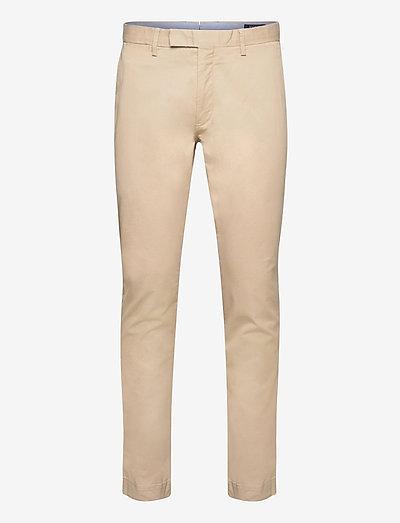 Stretch Slim Fit Chino Pant - chinos - classic khaki