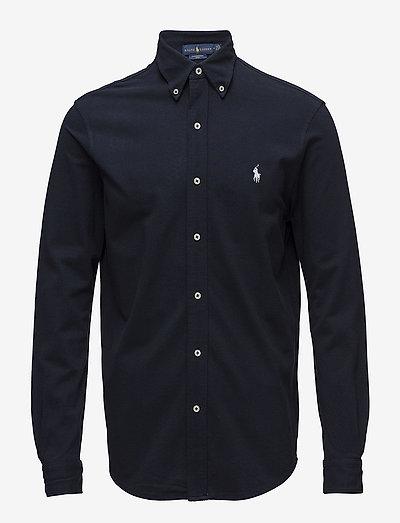 Featherweight Mesh Shirt - chemises oxford use default - aviator navy