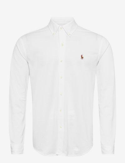 Long Sleeve Shirt - chemises oxford use default - white