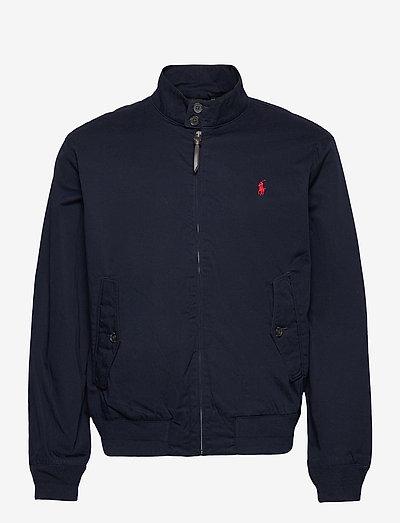 Cotton Twill Jacket - light jackets - collection navy