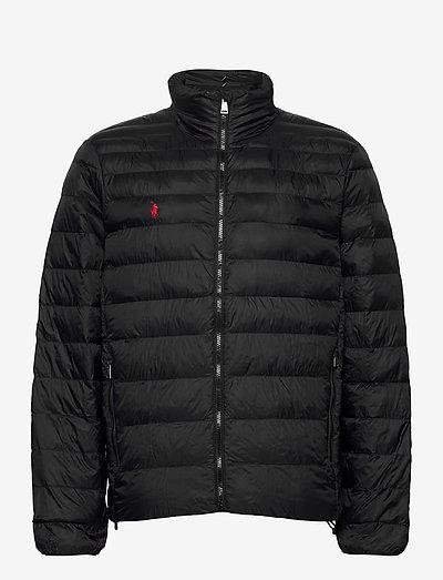 Packable Quilted Jacket - vestes matelassées - polo black