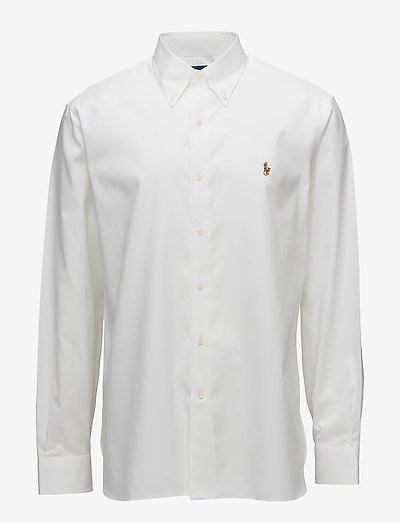 Classic Fit Easy Care Shirt - chemises oxford use default - white