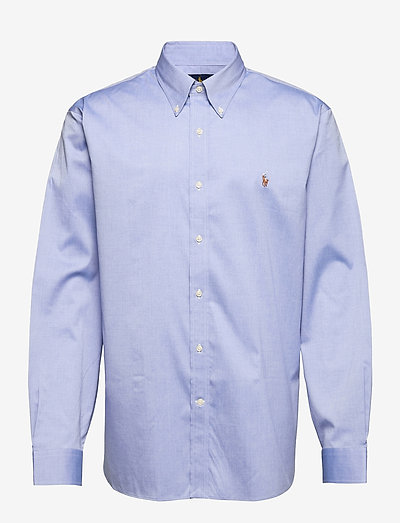 Classic Fit Easy Care Oxford - chemises oxford use default - 1021p true blue/w