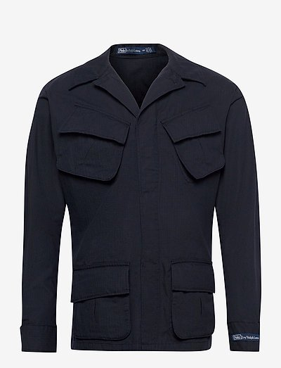 Stretch Ripstop Utility Suit Jacket - light jackets - 10023 nautical in