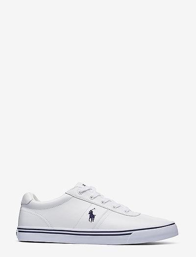 Hanford Leather Sneaker - låga sneakers - pure white