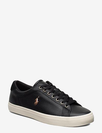 Longwood Leather Sneaker - low tops - black