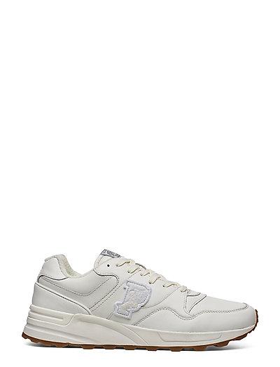 Trackster 100 Leather Sneaker (Egret) (747.50 kr) Polo