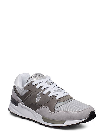 Trackster 100 Leather Sneaker (Channel Greymusu) (1395 kr