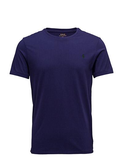 Custom Slim Fit Cotton T-Shirt - PLUM CANDY