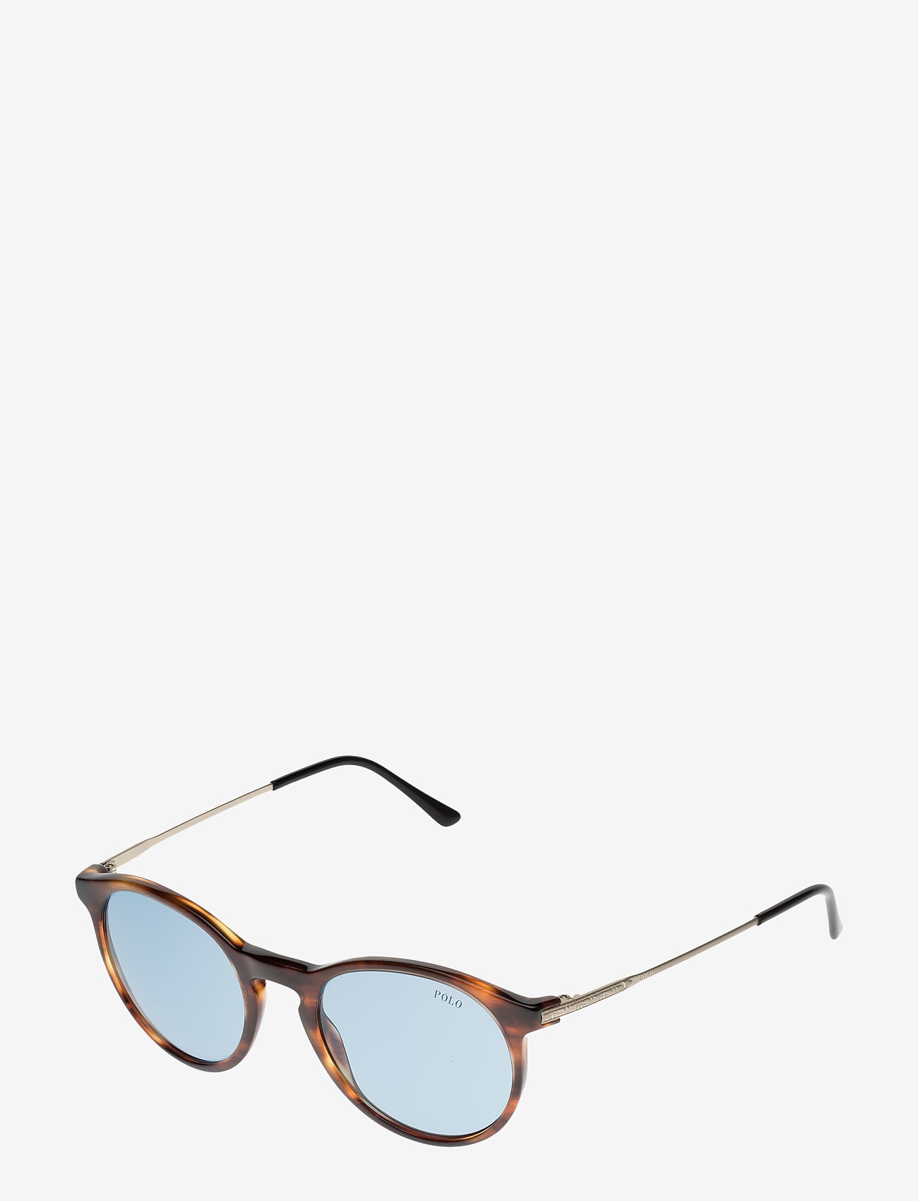 Polo Ralph Lauren - CLASSIC FLAIR | POLO CLASSIC - rond model - stripped havana-azure - 1