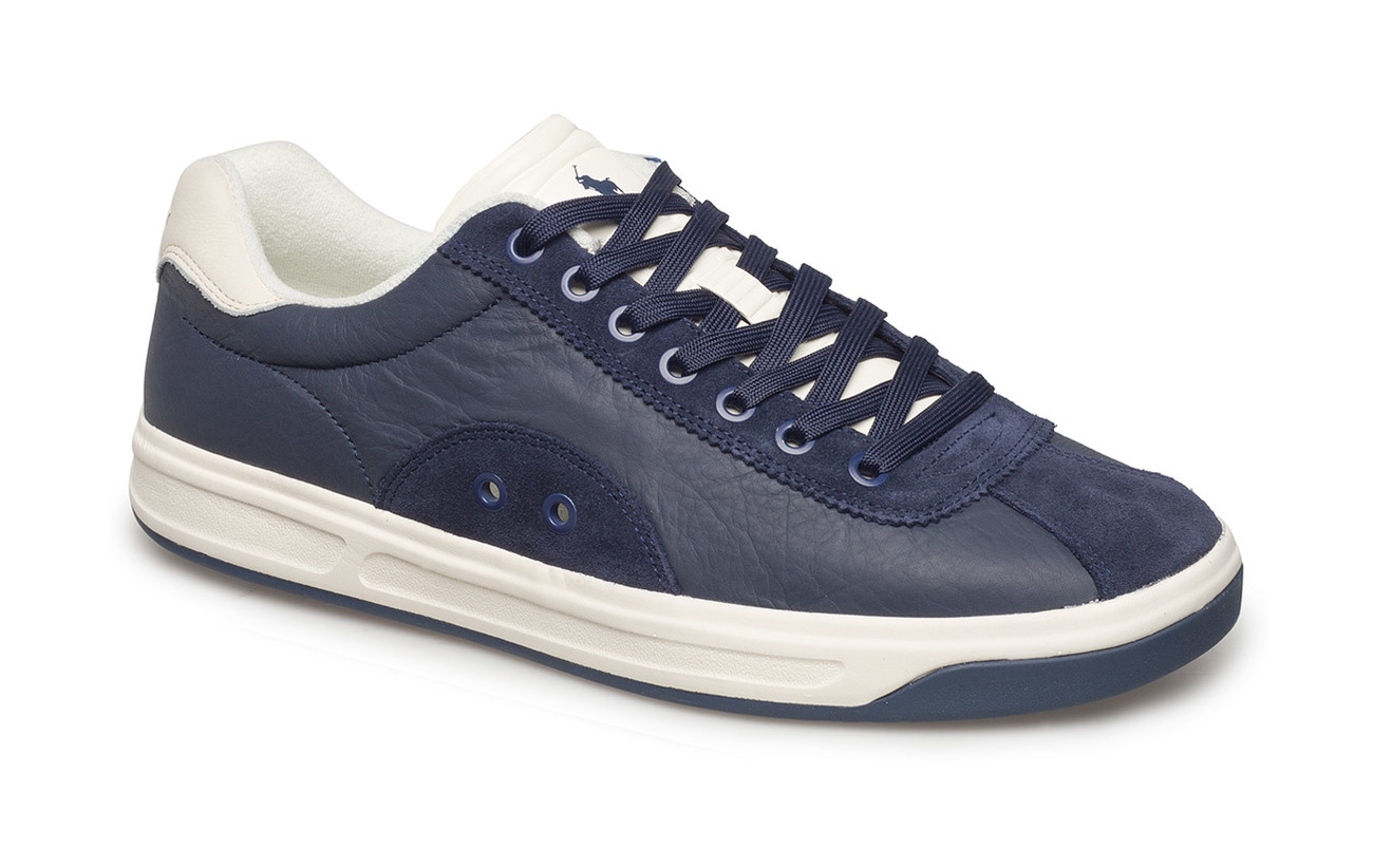 Polo Sport LEATHER/SUEDE-COURT100-SK-ATH