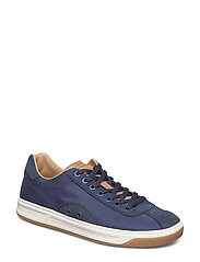 POLY TEXTILE/NUBUCK-COURT100-SK-ATH - NEWPORT NAVY