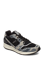 SUEDE-TRAIN100-SK-ATH - BLACK CAMO/BLACK