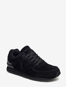 SLATON PONY-SNEAKERS-ATHLETIC - BLACK