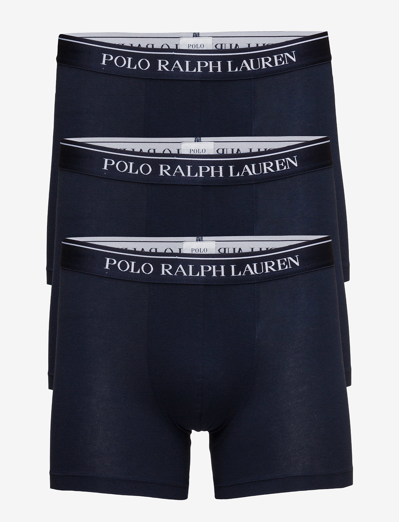 Polo Ralph Lauren Underwear - Stretch-Cotton-Trunk 3-Pack - boxers - 3pk cr nvy - 0