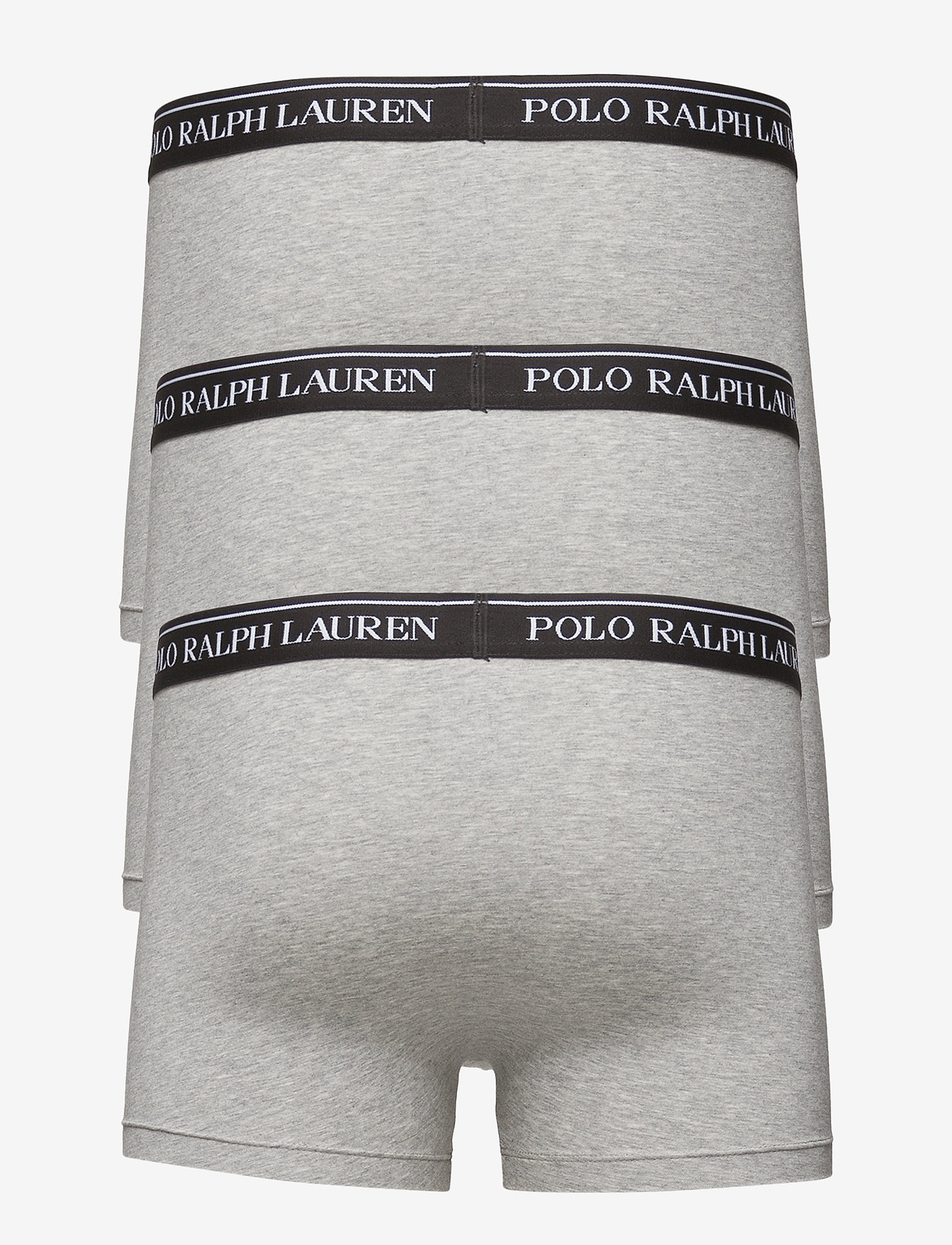 Polo Ralph Lauren Underwear - Stretch-Cotton-Trunk 3-Pack - boxers - 3pk an htr - 1