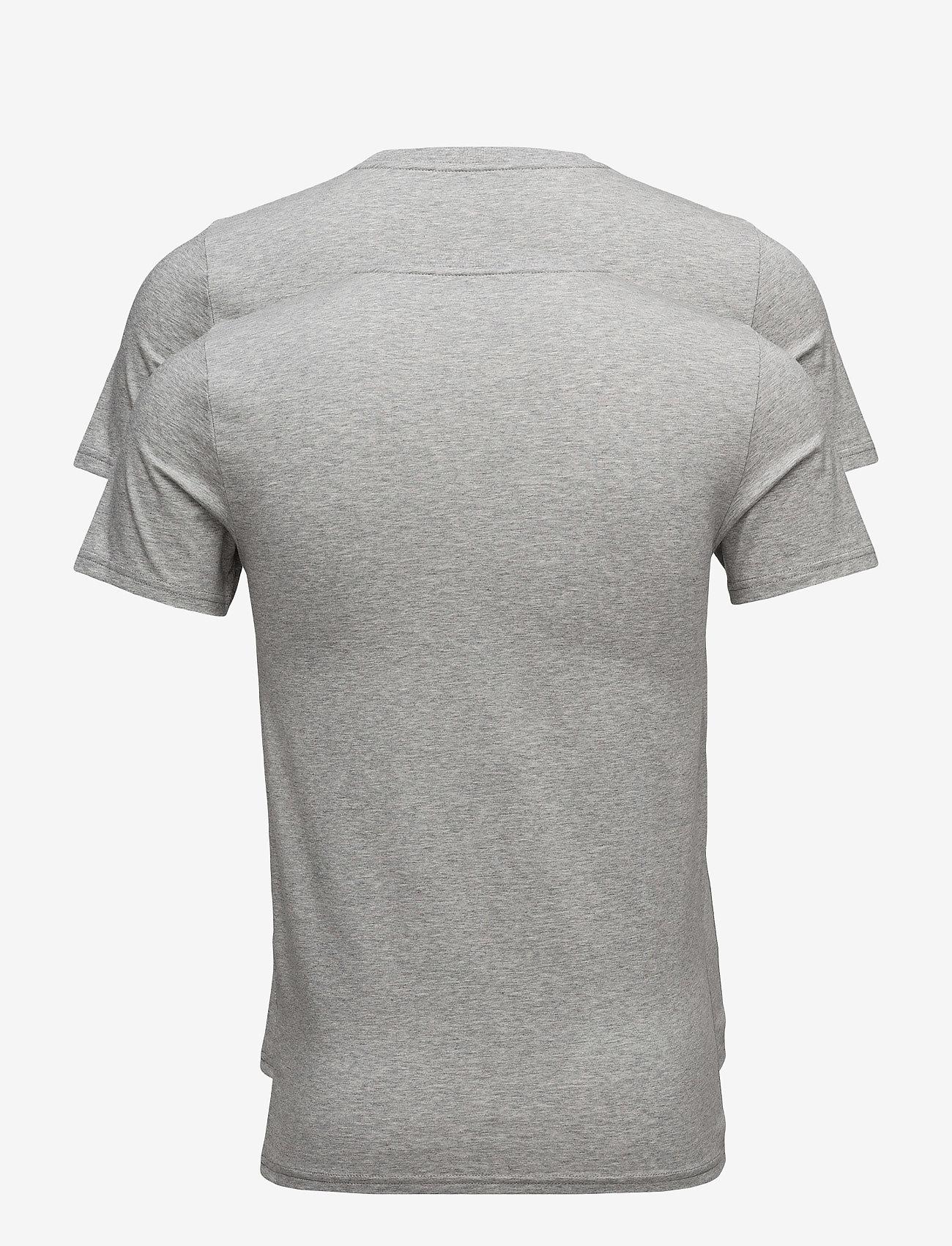 Polo Ralph Lauren Underwear - Crewneck T-Shirt 2-Pack - multipack - 2pk andover htr
