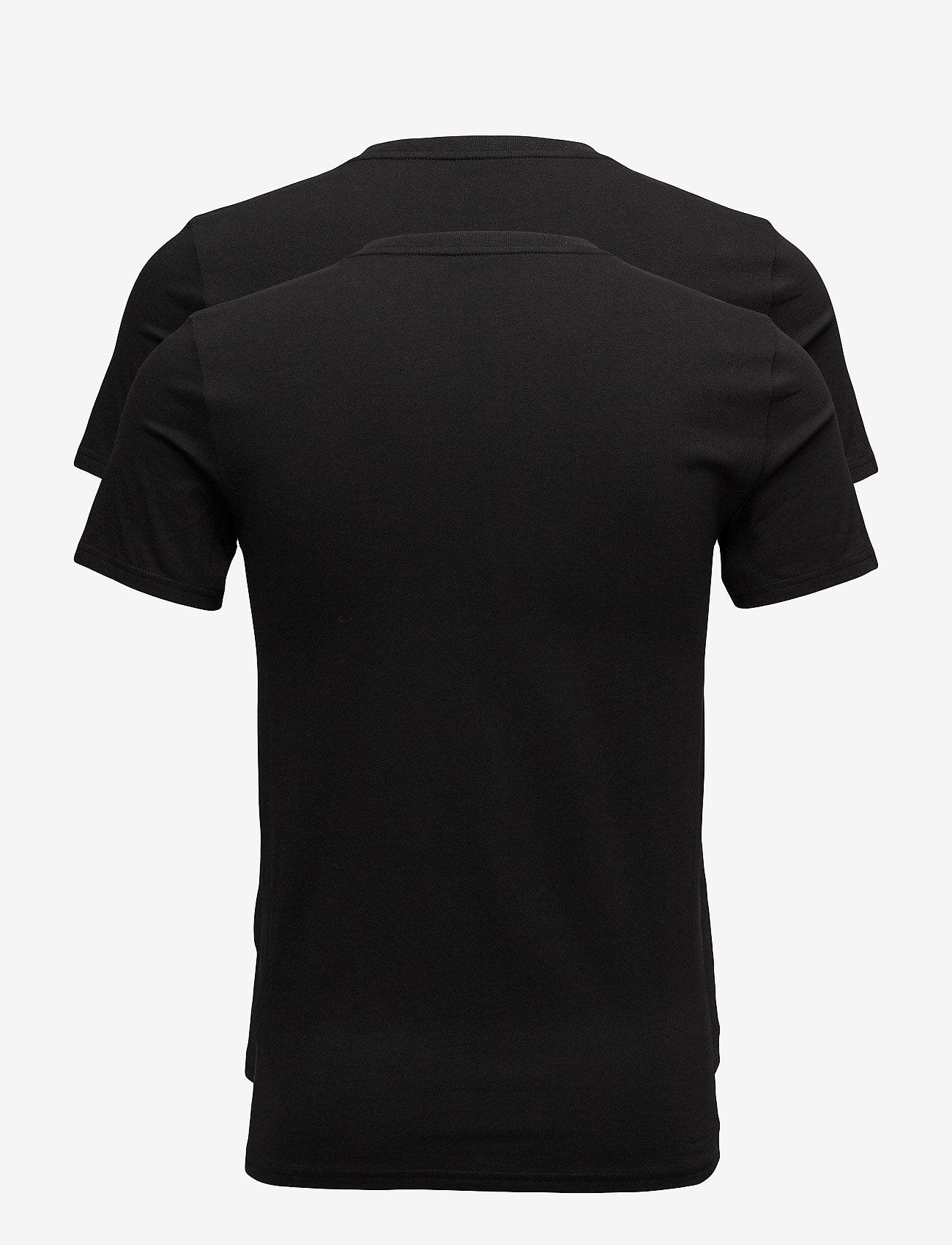 Polo Ralph Lauren Underwear - Crewneck T-Shirt 2-Pack - multipack - 2pk polo black - 1