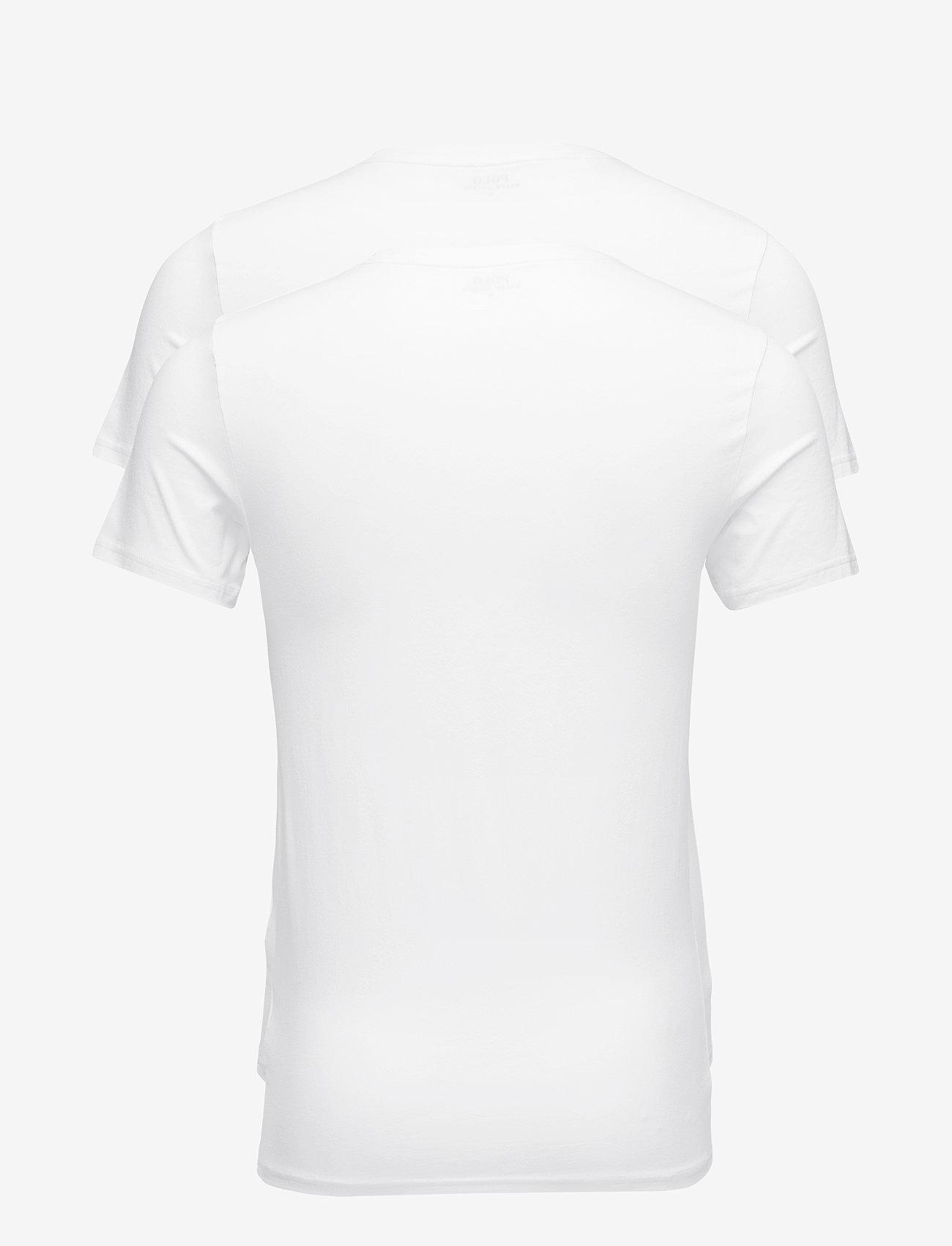 Polo Ralph Lauren Underwear - Crewneck T-Shirt 2-Pack - multipack - 2pk white/white - 1