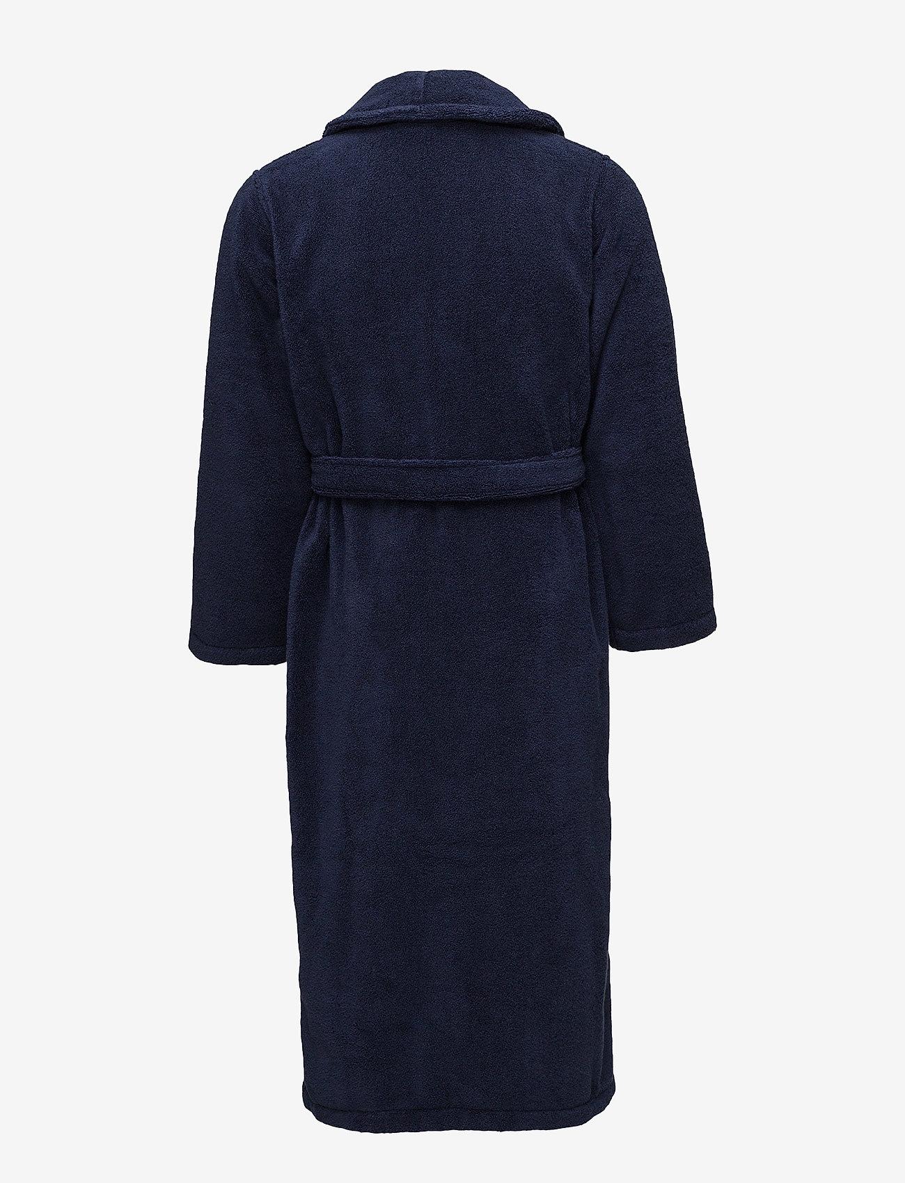 Polo Ralph Lauren Underwear - Shawl-Collar Robe - bademäntel - cruise navy - 1