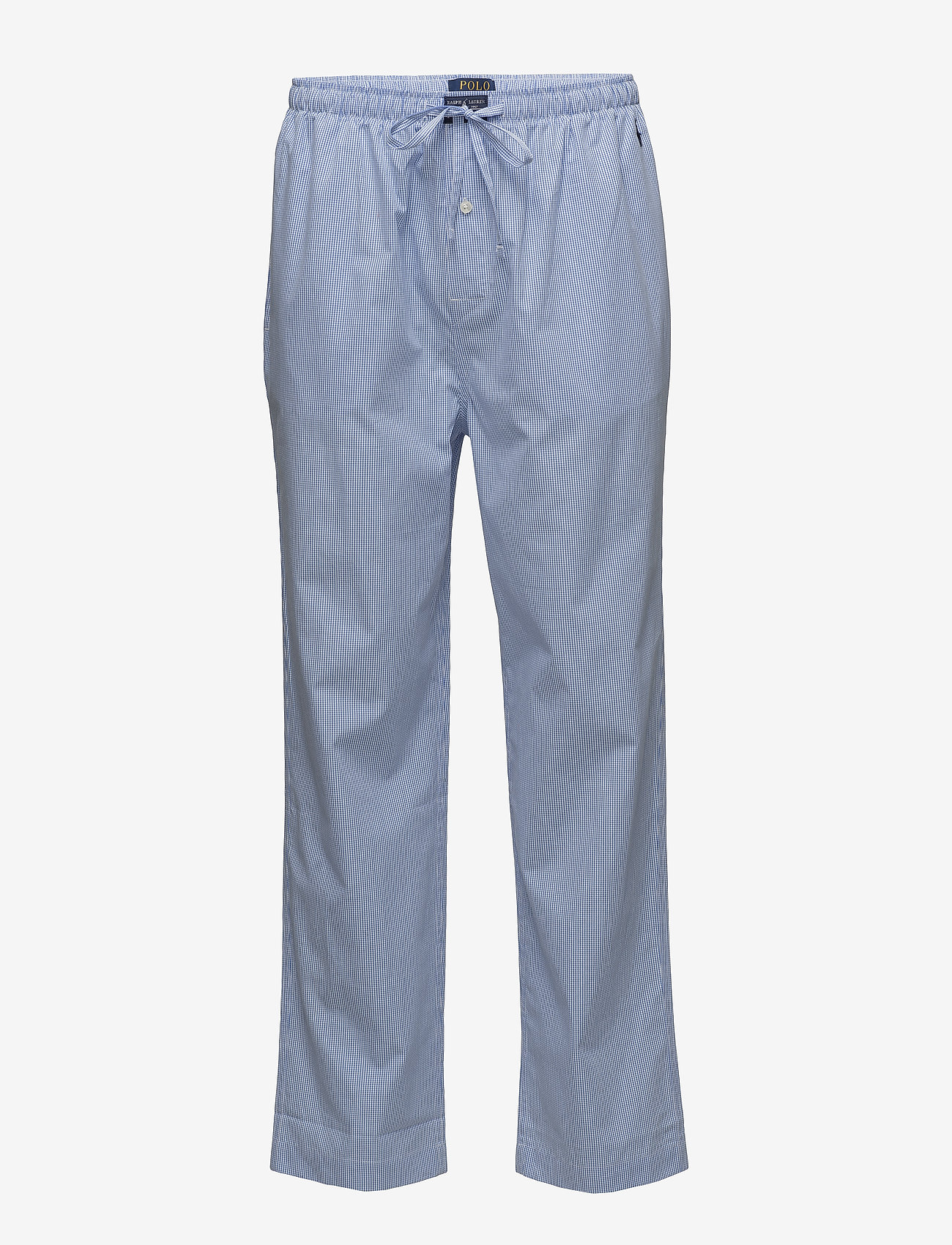 Polo Ralph Lauren Underwear - PYJAMA LONG PANT - bottoms - lt blue mini gi - 0