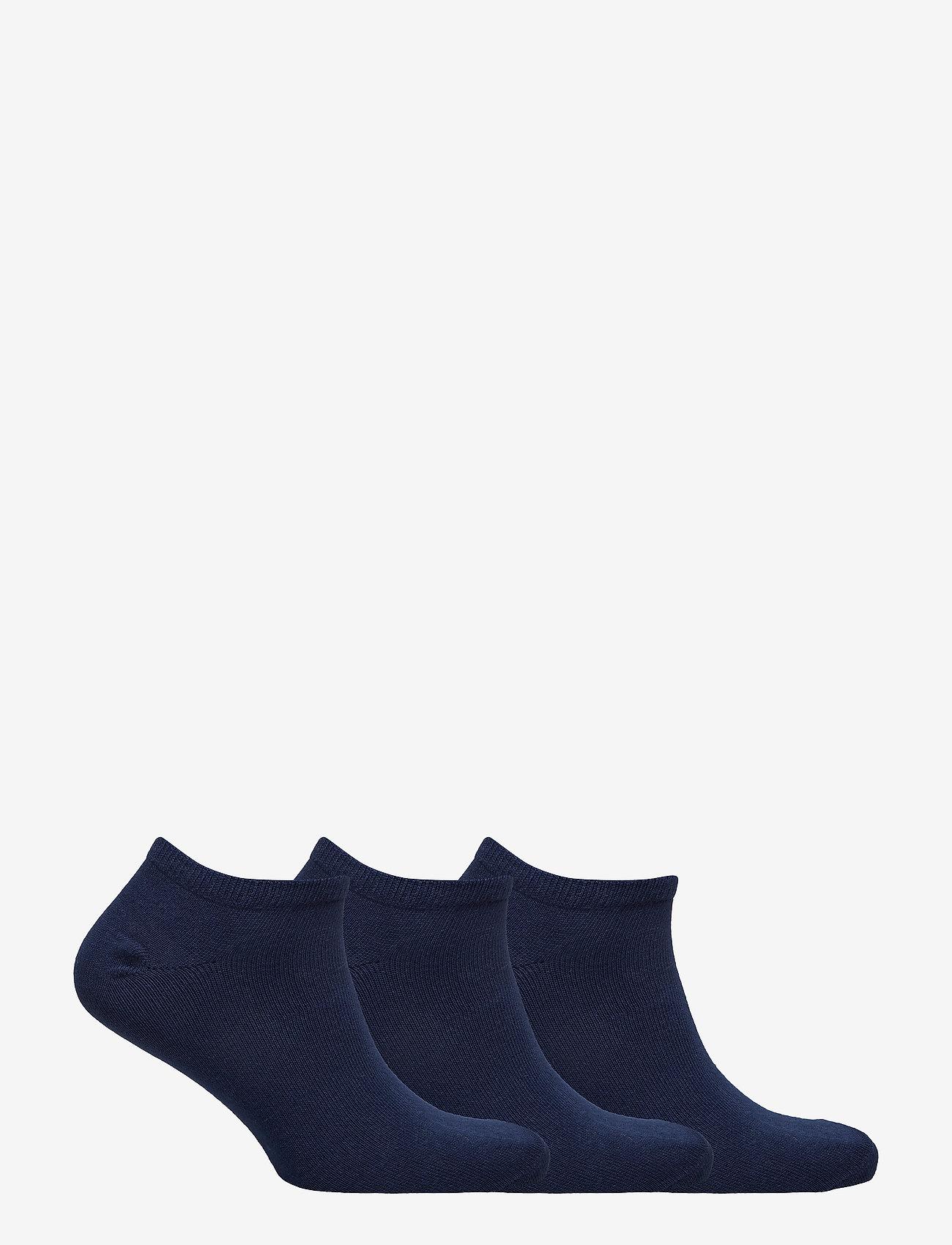 Polo Ralph Lauren Underwear - Low-Cut Sock 3-Pack - ankle socks - navy - 1
