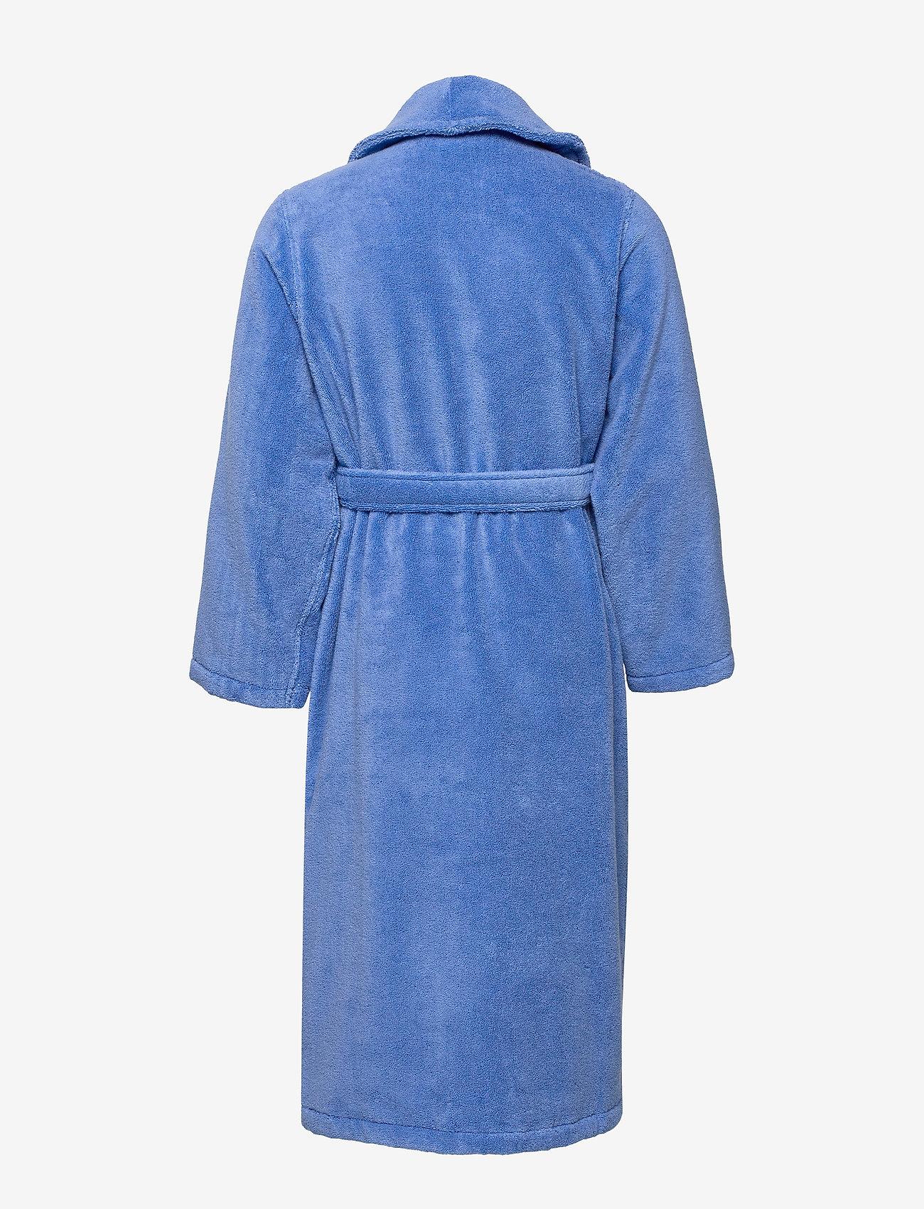 Polo Ralph Lauren Underwear - Cotton Terry Shawl Robe - badjassen - bermuda blue - 1