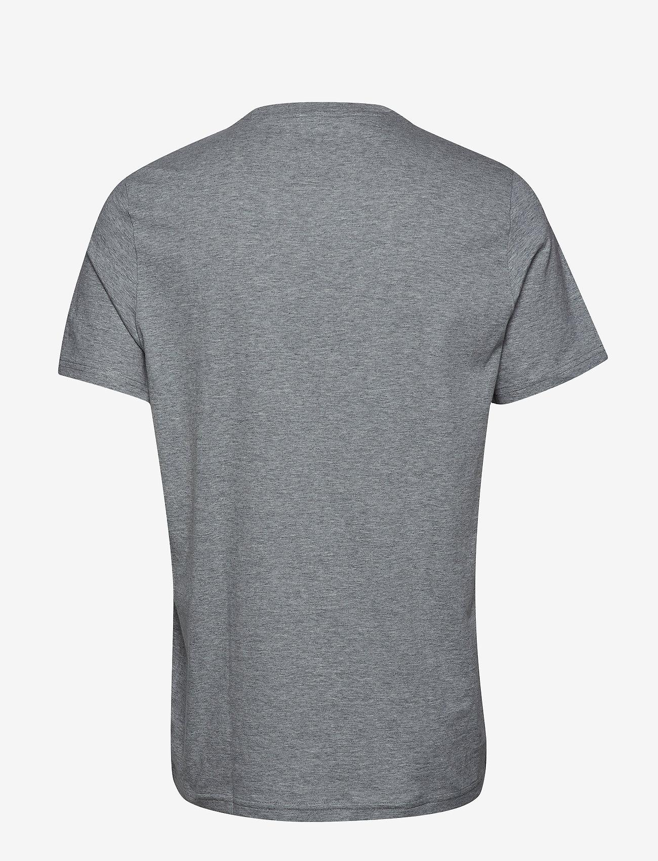 Polo Ralph Lauren Underwear - Cotton Crewneck Tee - basic t-shirts - andover heather - 1