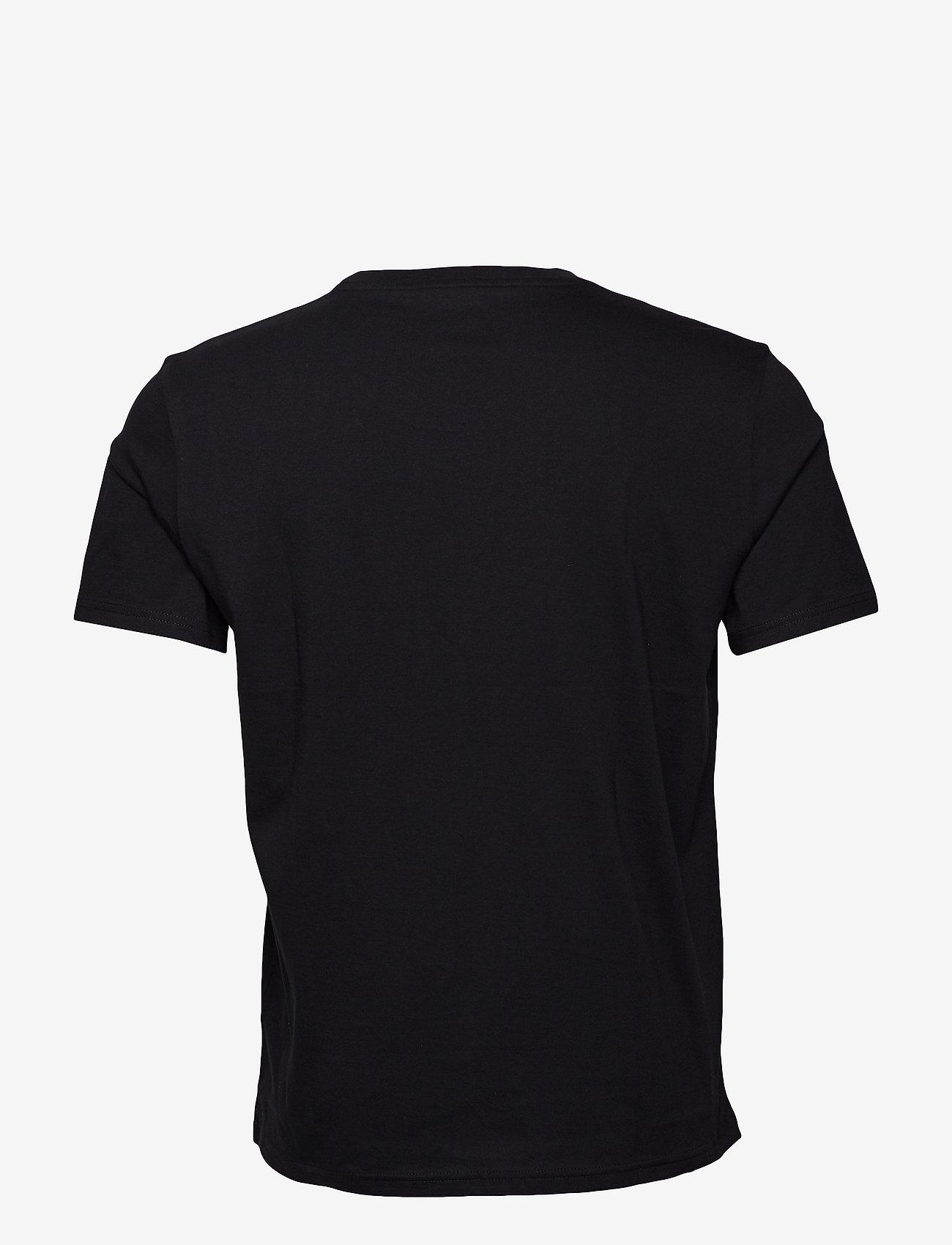 Polo Ralph Lauren Underwear - Cotton Crewneck Tee - basic t-shirts - polo black - 1